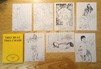 16 carte postale Très beau très chair Guido Perrin Riu Lafferte