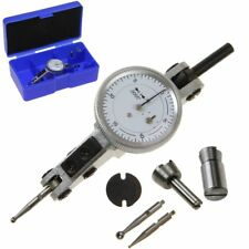 """Dial Test Indicator +/- 0.060""""/0.0005"""" Double Range Small Face Anytime Tools"""