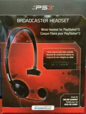 Broadcaster Headset (PlayStation 3 /ps3)  by DreamGEAR