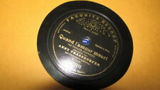 ANNY PRASSDORFER FAVORITE GERMAN 78 RPM RECORD 2611