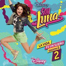 VOL.2) SOY LUNA: LA VIDA ES UN SUENO 2 (STAFFEL 2 -ELENCO DE SOY LUNA   CD NEW!