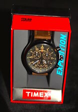 NEW TIMEX EXPEDITION CHRONOGRAPH NEW NICE DISPLAY, BOX PRICE JUST LOWERED