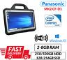 "Grado A MK2 Panasonic Toughbook CF-D1 13.3"" Diagnóstico Tableta Bluetooth Carga"