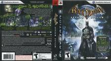 Batman: Arkham Asylum (Sony PlayStation 3, 2009) 106851-2 (J) BY8A