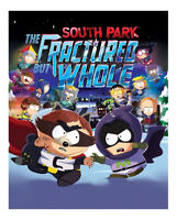 PLAYSTATION 4 PS4 VIDEO GAME SOUTH PARK FRACTURED BUT WHOLE BRAND NEW SEALED