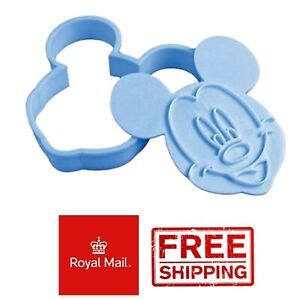 Mickey Mouse Disney Biscuit Cookie Pastry Cutter Cake Baking Decoration Toast