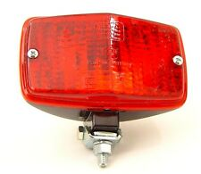 REAR FOG LIGHT COLOR RED FITS VOLKSWAGEN ALL TYPE1 TYPE2 TYPE3 TYPE4  VANAGON