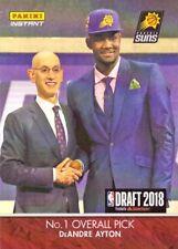 2018-19 Panini NBA Draft #DN1 DeAndre Ayton Basketball Card Suns - Only 659 made