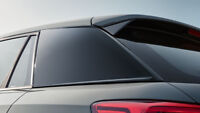 Genuine Audi Q2 C-Pillar Trims in Carbon Fibre