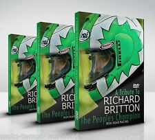 A TRIBUTE TO RICHARD BRITTON THE PEOPLES CHAMPION DVD