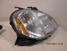 2001 Mercedes-Benz ML320 Headlight passenger right head lamp light 1638204261