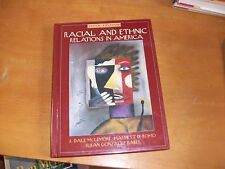 Racial and Ethnic Relations in America 6th edition by McLemore, Romo, Baker