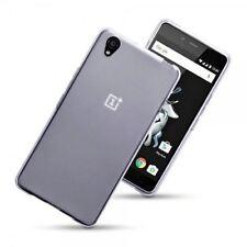Étuis, housses et coques avec clip en silicone, caoutchouc, gel pour téléphone mobile et assistant personnel (PDA) OnePlus