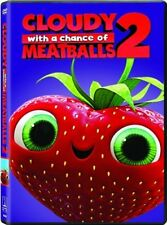 Cloudy With A Chance Of Meatballs 2 [New DVD] Ac-3/Dolby Digital, Dolby, Subti