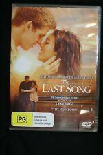 The Last Song - Miley Cyrus Greg Kinnear -  R 4  Pre-owned -(D463)