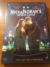 Nick And Norah's Infinite Playlist (DVD) Michael Cera, Kat Dennings...200
