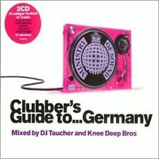 Taucher (DJ) Clubber's guide to Germany (mix, 2000, & Knee Deep Bros) [2 CD]