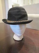 Vintage Adam Premier Fedora hat Cap Size 7/14 ? Medium-Large