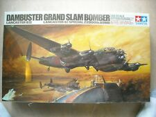 Tamiya 1/48 -#010LANCASTER GRAND SLAM BOMBER