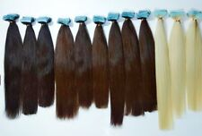 Tape In Invisible Extensions Remy Russian Human Hair  Uk Seller