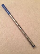 PLATIGNUM BLUE INK ROLLERBALL REFILL-MEDIUM POINT-LONDON-NEW OLD STOCK