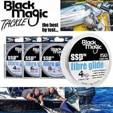 Black Magic Ssp Fibre glide Pe Line 150m