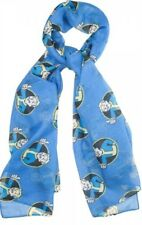 Fallout Vault Boy Oblong Viscose Scarf, New