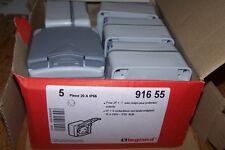 plexo prises de courant etanche 20 amp ref 91655 legrand