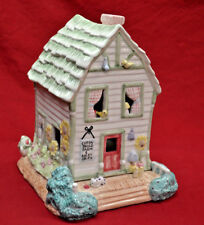 CottonTrails Collection * Aunt Clara Bunkin Candle Cottage * Brand New