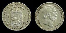 Netherlands - Halve Gulden 1858 Zeer Fraai