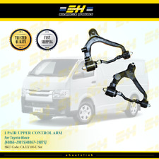 1 Pair Upper Control Arm For Toyota Hiace LY100 (48066-29075 / 48067-29075)