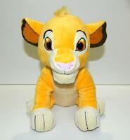 "Kohls Cares For Kids Lion King Simba Cub 12"" Plush Stuffed Animal Toy Friend"