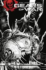 Gears of War Rise Raam #2 Portacio B&W RI 1:10 Variant Cover (IDW 2018) Not Mint