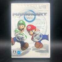 Mario Kart Wii Nintend Wii Japan version Used Tested and Works