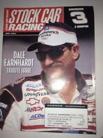 Stock Car Racing Magazine Dale Earnhardt Tribute May 2001 041117NONRH2