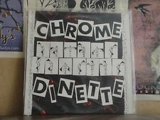 "CHROME DINETTE, ROBOT LOVE CAN'T LIVE WITHOUT YOU - 12"" SINGLE M-8513"