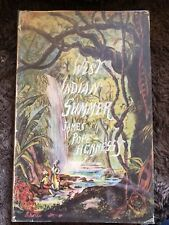 West Indian Summer By James Pope-Hennessy 1943 1st Ed Batsford