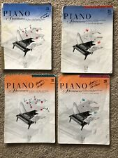 Piano Adventures ~ Level 2 2A 2B ~ Technique & Artistry and Performance Books