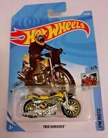 MATTEL Hot Wheels   TRED SHREDDER   Brand New Sealed