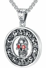 HAUNTED SANTANIC DEMON POWER NECKLACE, HE WILL GIVE YOU THE POWER. NOT DOLL.
