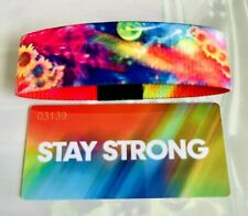 ZOX Strap STAY STRONG - Reversible Wristband - Your Value Is Beyond Measure!