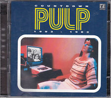 DOUBLE CD 20T PULP COUNTDOWN 1992-1983 BEST OF 1996 INCLUS BOOKLET