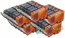 25 PGI-520/CLI-521 Ink Cartridge for Canon Pixma MP640