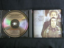 Simon & Garfunkel. Bridge Over Troubled Water & Sounds Of Silence. Compact Disc
