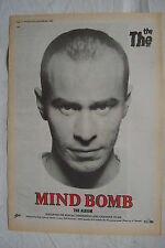 1989 - THE THE - Mind Bomb - Press Advertisment - Poster Size