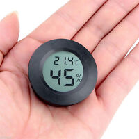 Digital Indoor Outdoor LCD Thermometer Hygrometer Temperature Humidity Meter