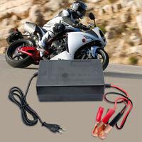 Chargeur de Batterie 12V 20A Automatique Intelligent pour Auto Moto Voiture FR