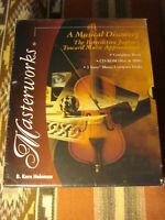MASTERWORKS Musical Discovery Multimedia Program designed for Music Appreciation