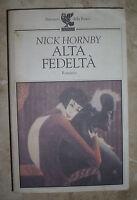 NICK HORNBY - ALTA FEDELTA - 1996 GUANDA (RM)