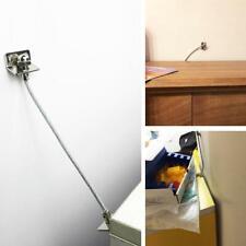 Safety Anti Tip Furniture Anchors Set Safe Straps for Cabinets Bookcase Dresser